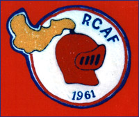 THE RED KNIGHT Crest 1961