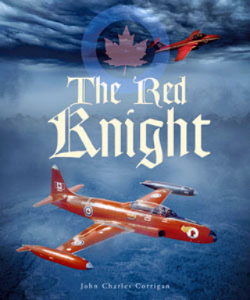THE RED KNIGHT a book By Canadian author John Corrigan