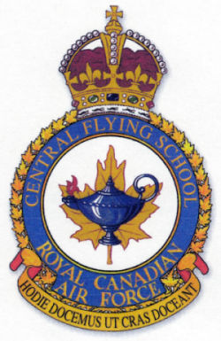 The Central Flying School Crest