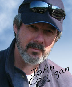 Bio of Author John Corrigan