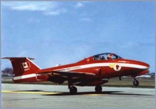 1968-69 Red Knight T-33 color theme